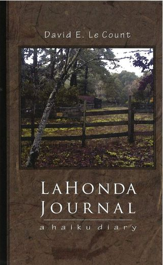 David E. LeCount La Honda Journal