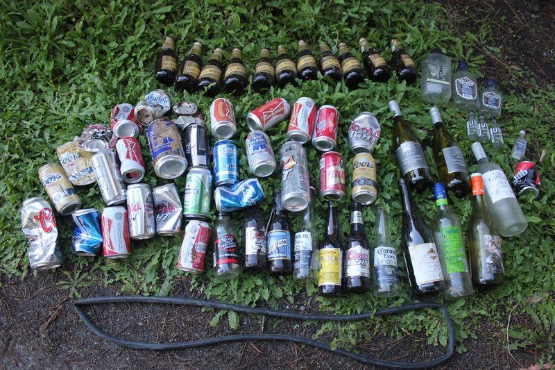 Hwy Bottles 2013